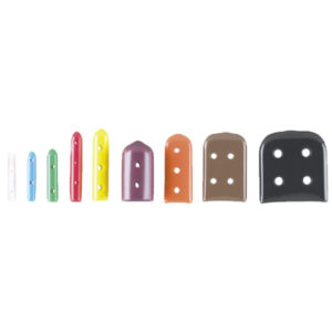 Perforated Holes Opaque Colors Instrument Guards